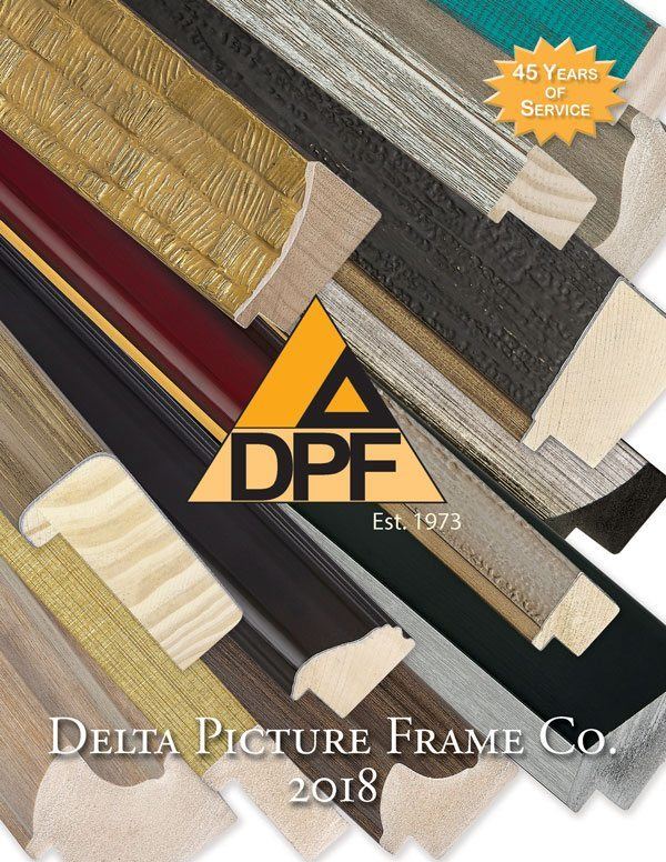 Delta Picture Frame