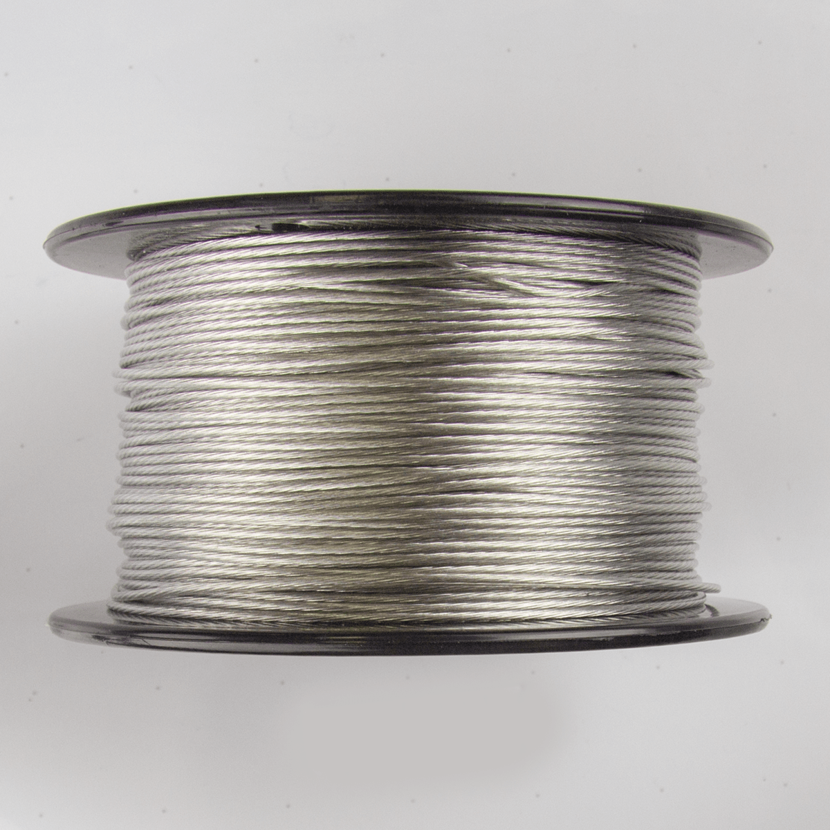 HDW44 – #5 Duracoat Wire – Silver – 500′ – Delta Picture Frame Co